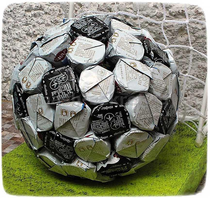 конфетный мяч