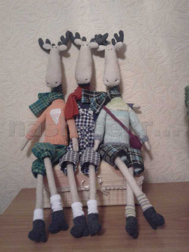 история куклы тильды