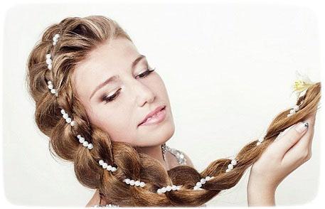 коса длинная