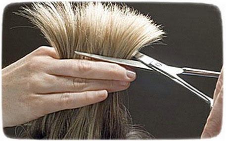 почему нельзя самой себе стричь волосы