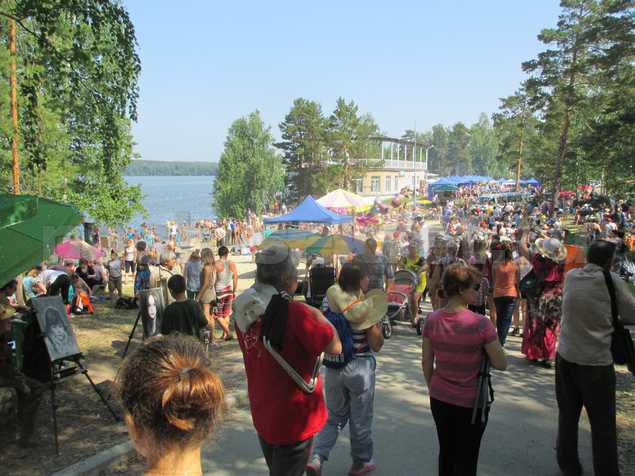 Бажовский фестиваль 2015