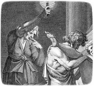 "картина ""Мессалина в каморке Лициски"""
