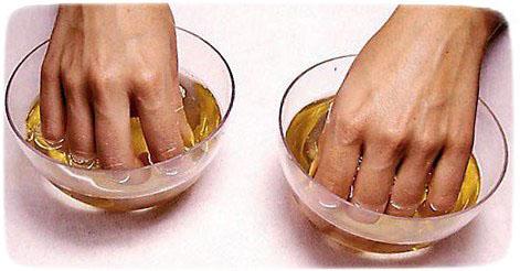 уход за ногтями в домашних условиях рецепты
