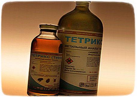 тетрикс средство