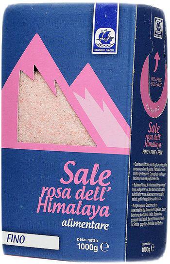 пищевая гималайская соль