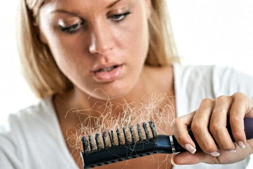 Состояние волос и витамины