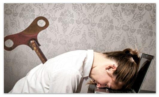 Как побороть сонливость и усталость