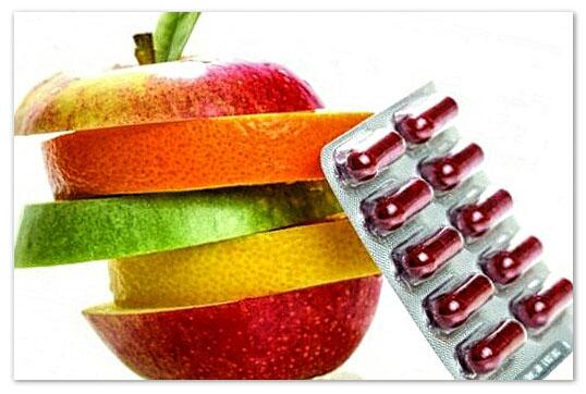 Витамины и ногти