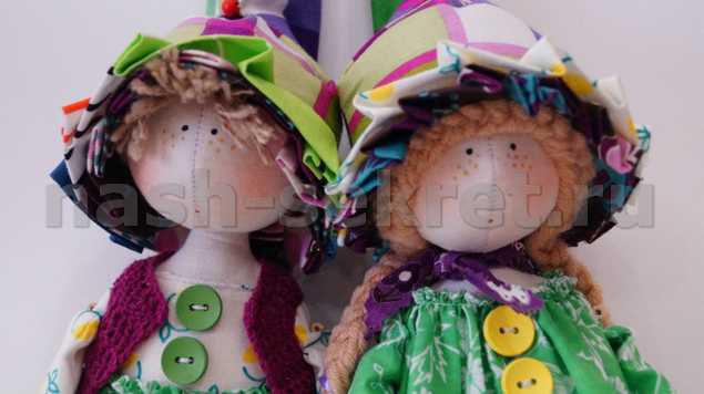 Тильды-куклы