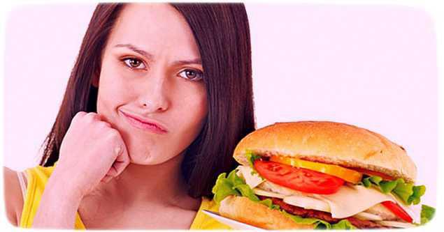 стресс и питание
