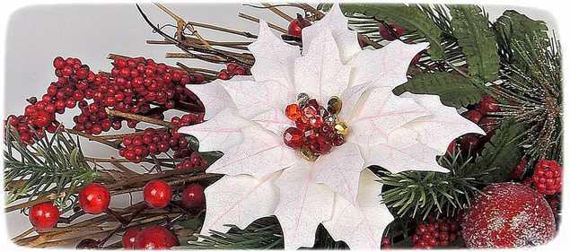 Новогодний декор из фома
