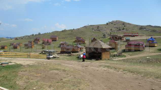 базы на берегу Байкала
