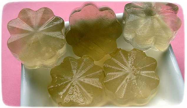 Косметический лед для лица