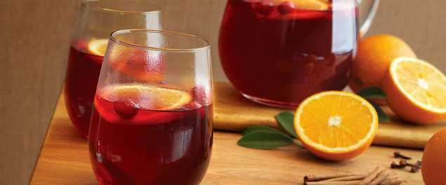 согревающие напитки безалкогольные