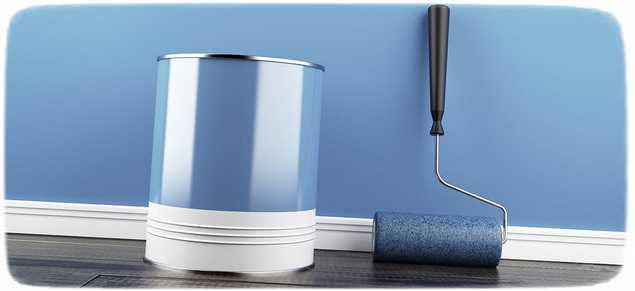 Уменьшить запах масляной краски после ремонта