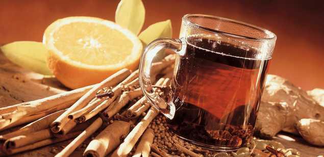 рецепты согревающих безалкогольных напитков