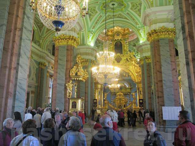 Экскурсия в соборе