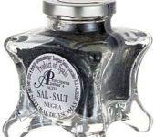 Морская черная соль