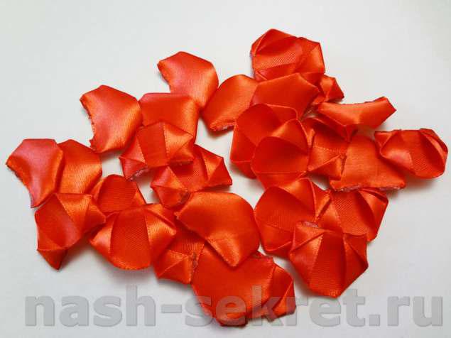 лепестки для роз