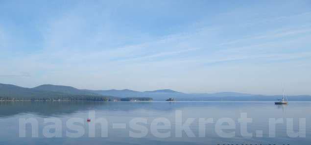 Озеро штиль