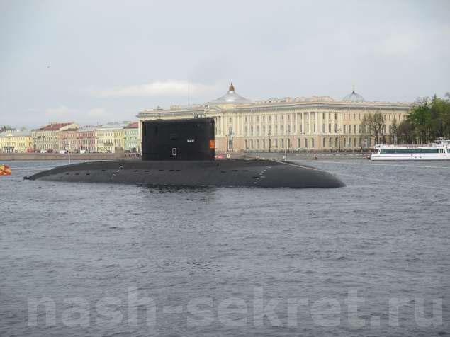 Подводная лодка «Выборг»