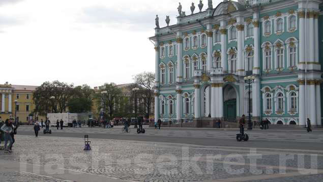 Зимний дворец, одно из зданий Эрмитажа