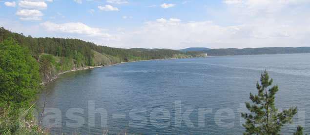озеро тургояк челябинская область фото