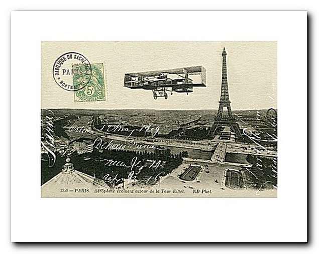 откуда пошло выражение как фанера над Парижем