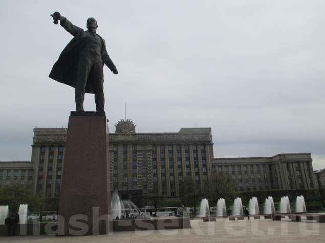 Московская площадь Питер