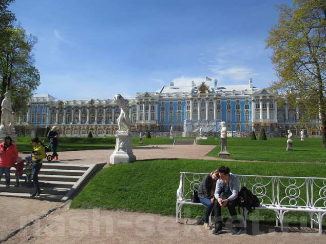 Дворец Екатерины