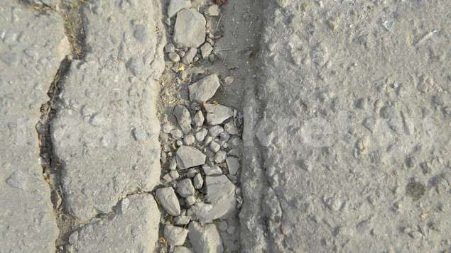 Изучаем каменное ущелье