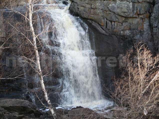 Третья ступень водопада
