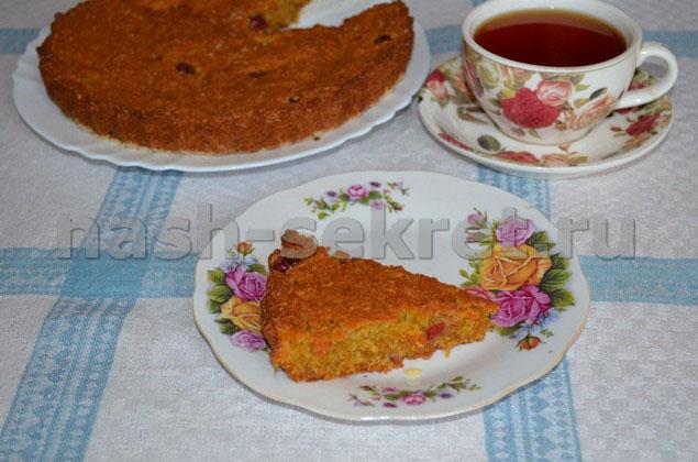 Диетический пирог рецепт с фото