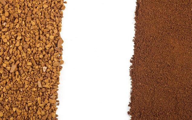 сублимированный и гранулированный кофе в чем разница