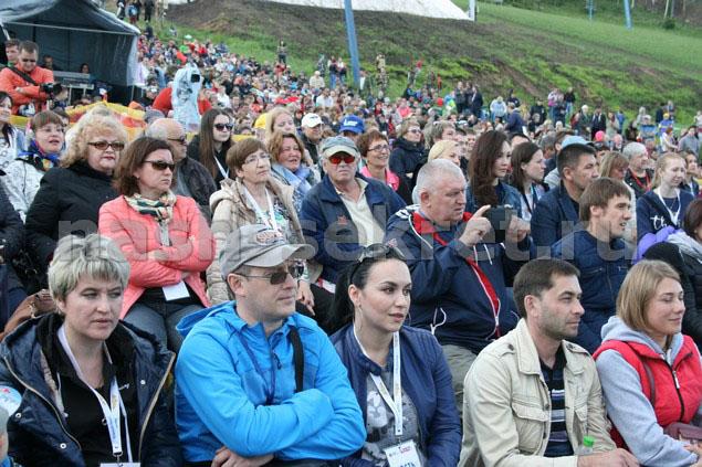 Ильменский фестиваль в Солнечной долине