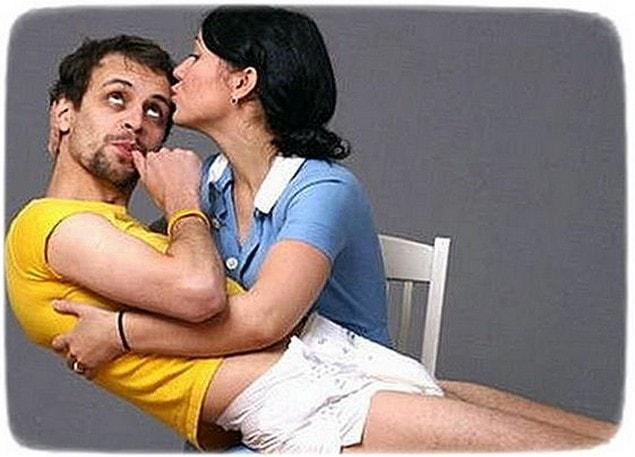 Как поставить мужчину на место психология