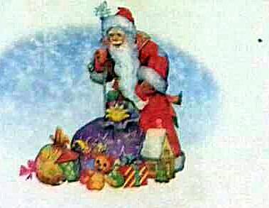 Дед мороз России