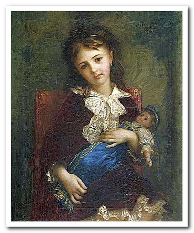 Кукла история происхождения