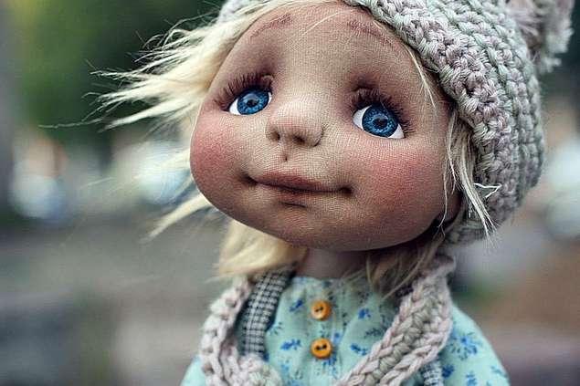Современная авторская кукла