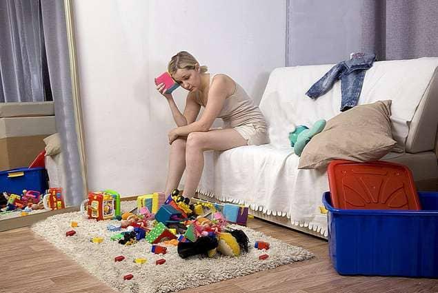 какприучить ребенка убирать игрушки за собой
