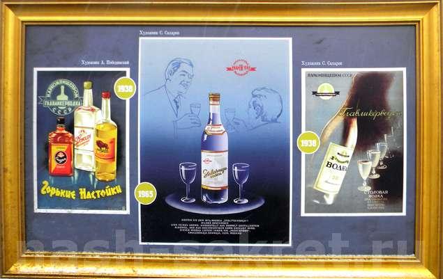 Самый популярный алкогольный напиток СССР